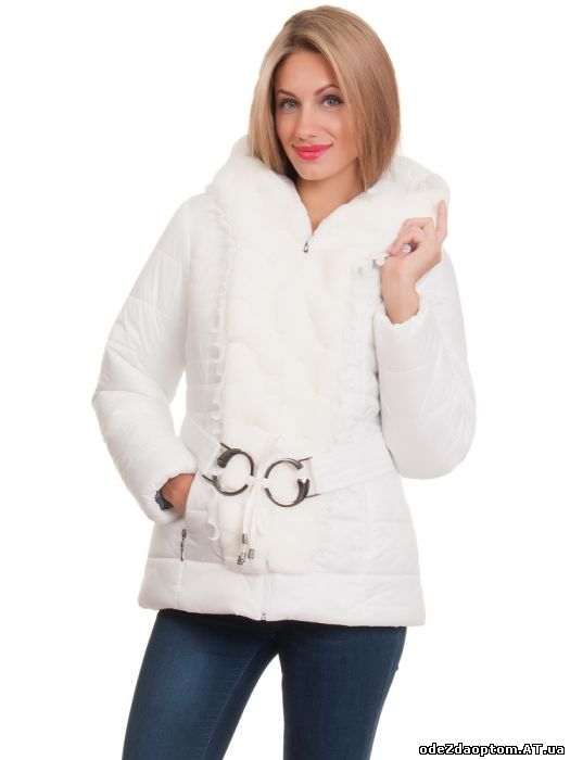Куртка белая женская цена