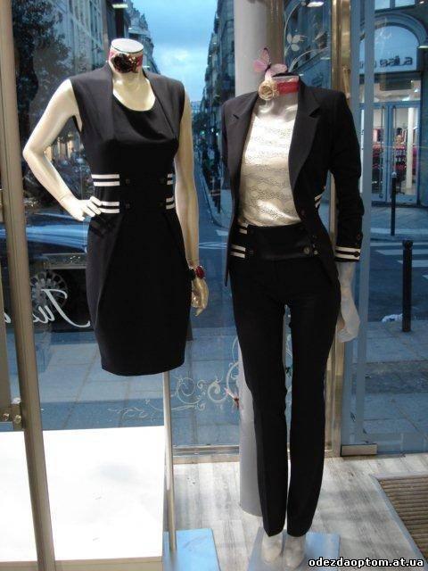 Продажа оптом одежды европейского